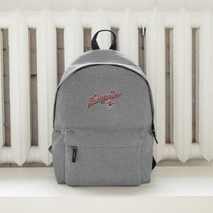 Kusterer Bier Embroidered Backpack