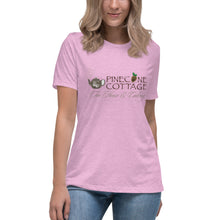 Load image into Gallery viewer, Pinecone Cottage Women's Relaxed T-Shirt