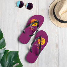 Load image into Gallery viewer, The Portico Cafe Flip-Flops