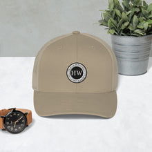 Load image into Gallery viewer, Hole in the Wall Trucker Cap