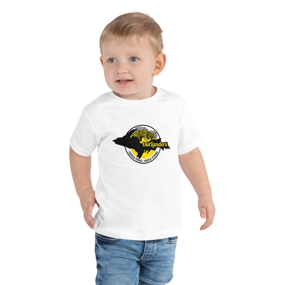 OutLanders Toddler Short Sleeve Tee