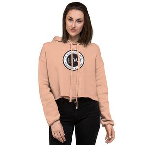 Hole in the Wall Crop Hoodie