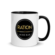 Load image into Gallery viewer, Ration Wine Bar Mug with Color Inside