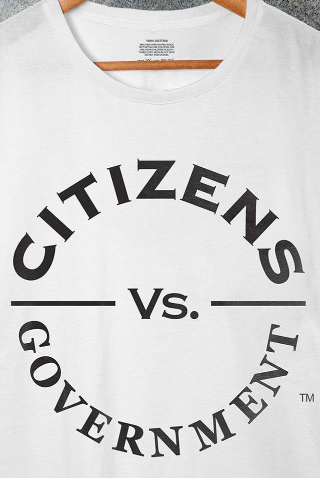 Citizens Vs. Government