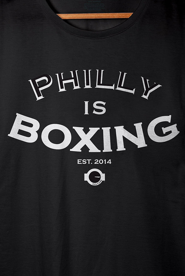 Philly Is Boxing - Limited Time Only