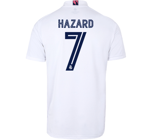 7 Hazard Real Madrid Cf Eu Shop