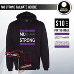MO STRONG TAILGATE HOODIE