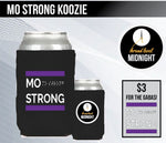 Mo Strong Neoprene Koozie