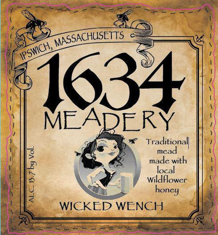 1634 Meadery Wicked Wench