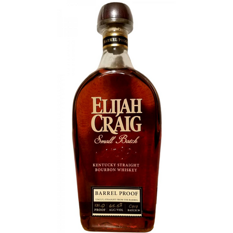 Elijah Craig BBL Proof Kentucky Straight Bourbon - 750ml