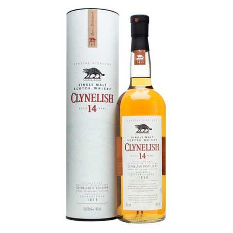 Clynelish 14yr Single Malt Highland Scotch