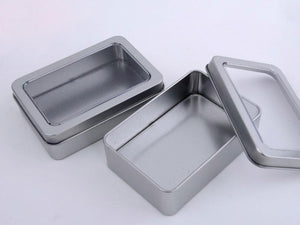 Metal Card box