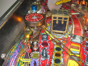 Theatre of Magic Pinball Machine