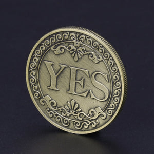 Decision Coin
