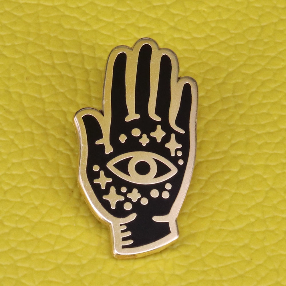 The Seer's Pin