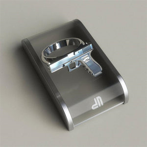 Bullet Catch Ring
