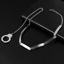 Load image into Gallery viewer, Handcuff Necklace