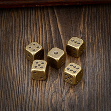 Load image into Gallery viewer, Metal Dice