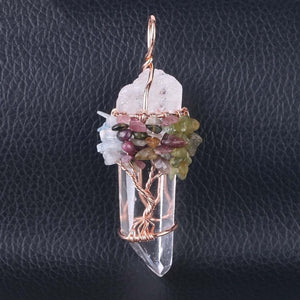 Magical Crystal Necklaces