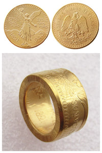 Gold Miser's Ring