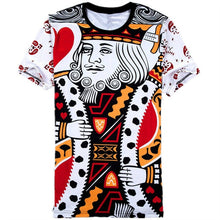 Load image into Gallery viewer, King (Queen) of Cards Shirt