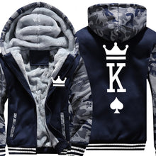 Load image into Gallery viewer, The King and Queen Hoodie