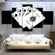 Load image into Gallery viewer, Playing Card Wall Art
