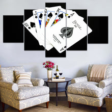Load image into Gallery viewer, 5 Panel HD Printed Playing Cards