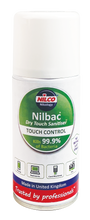 Load image into Gallery viewer, Touch Control Dry Touch Sanitiser from Nilco 150ml