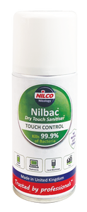 Touch Control Dry Touch Sanitiser from Nilco 150ml