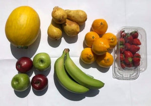 Small Doorstep Fruit Box