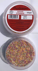 Sugar Strands (100g)