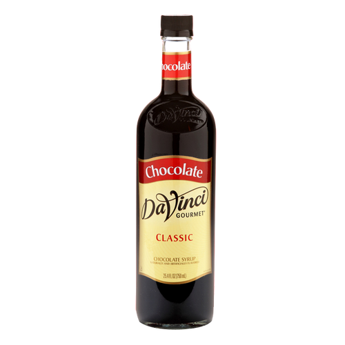 Chocolate Coffee Syrup (1ltr)