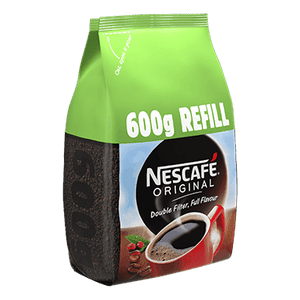 Nescafe Original Refill  Coffee (600g)