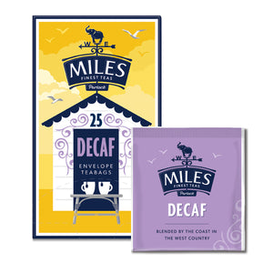 Decaffinated  Tea Envelopes (25)