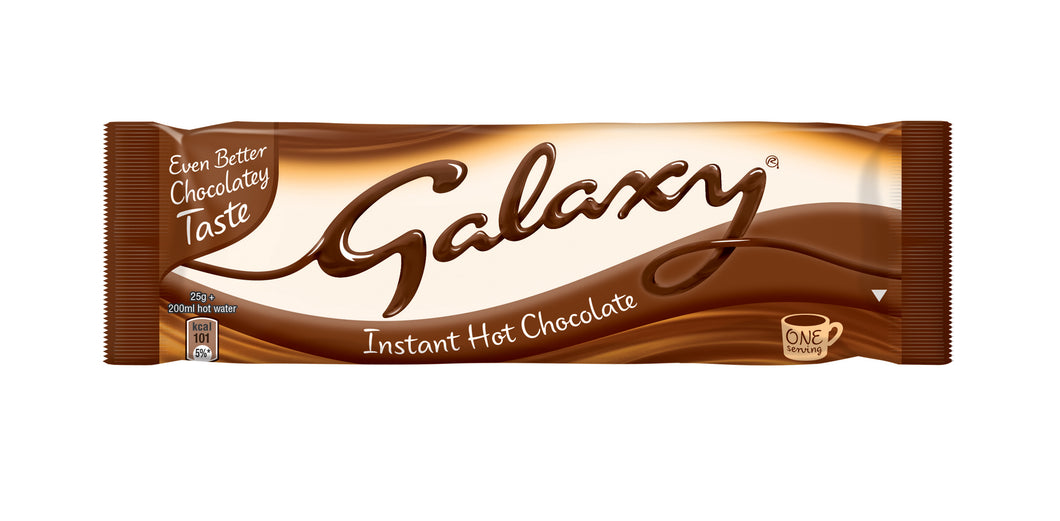 Galaxy Ins Hot Choc Stick (50x25g)