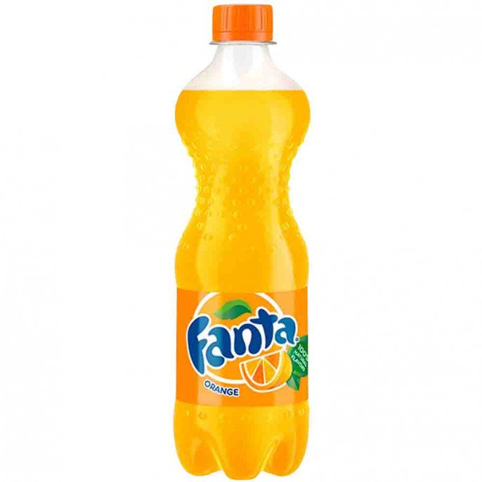 Orange Fanta (12x500ml)