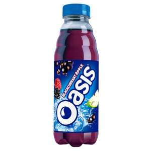Oasis Blackcurrant Apple (12x500ml)