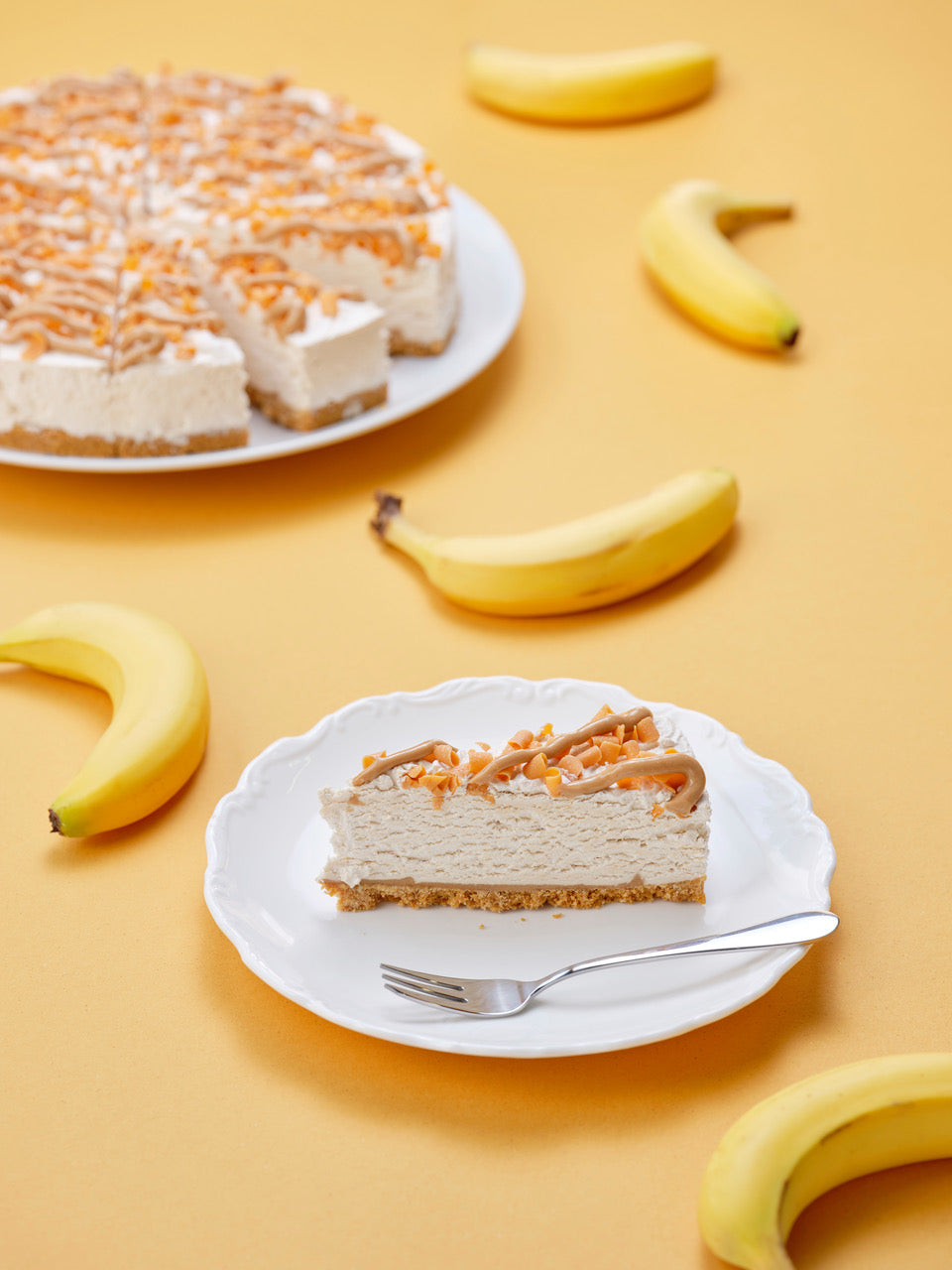 Banoffee Cheesecake GAT212