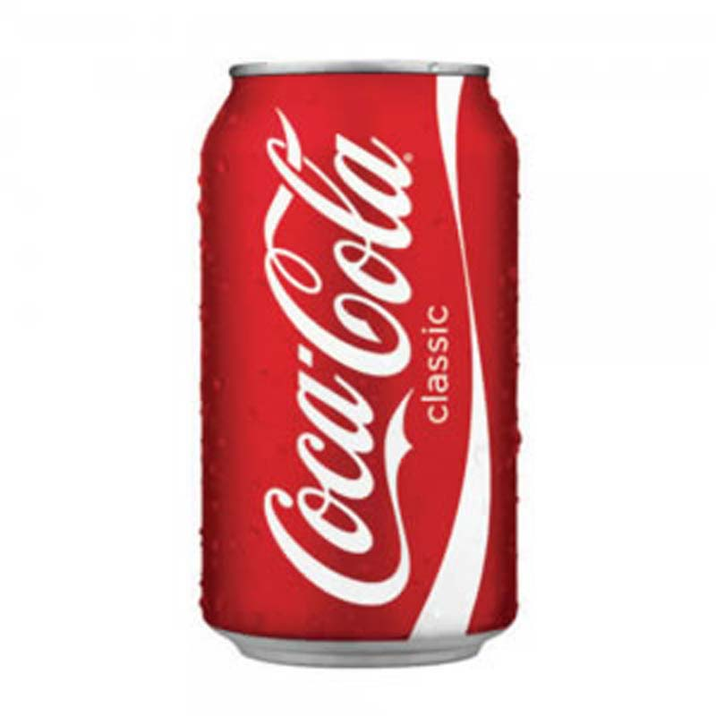 Coca Cola Can (24x330ml)