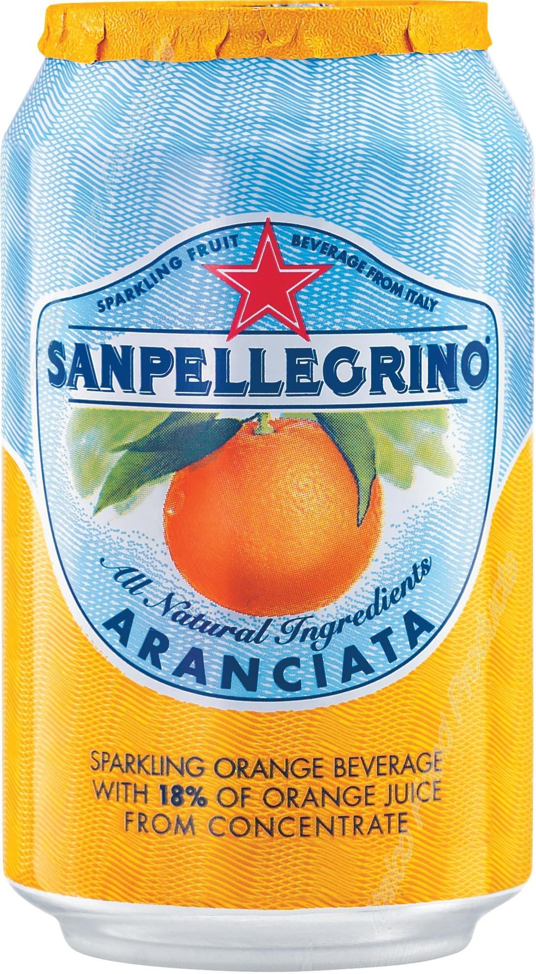 Sparkling Orange (24x330ml)