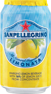 San Pellegrino Lemon (24x330ml)