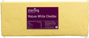Sm Mature Cheddar Cheese (app 2.5kg)