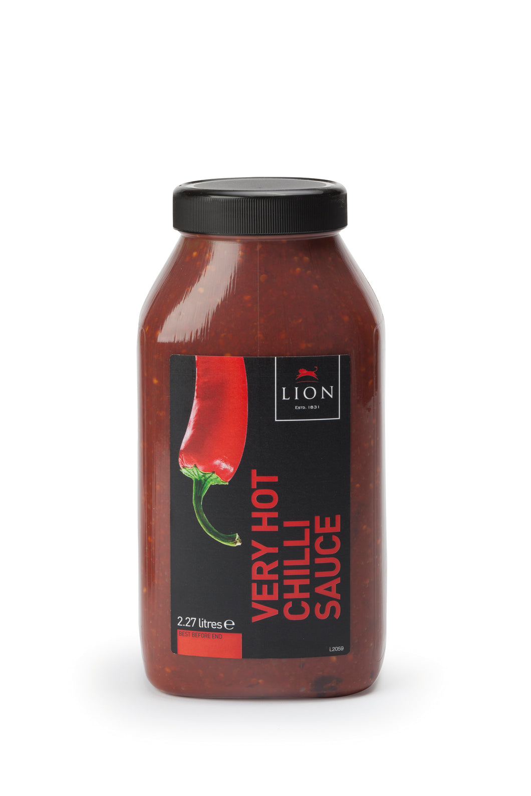Very Hot Chilli Sauce (2.27ltr)