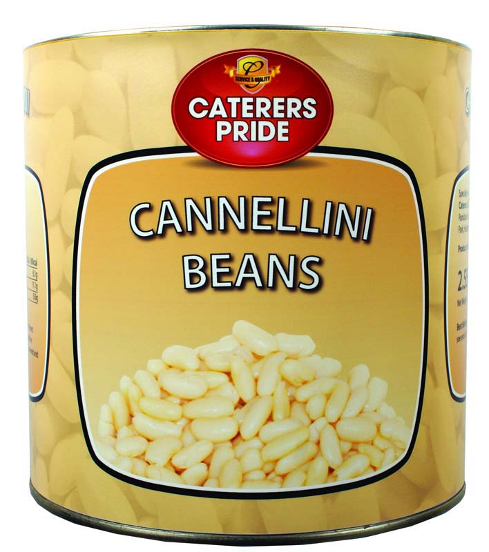 Cannellini Beans Tin (800g)