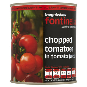 Small Chopped Tomatoes (12x800g)
