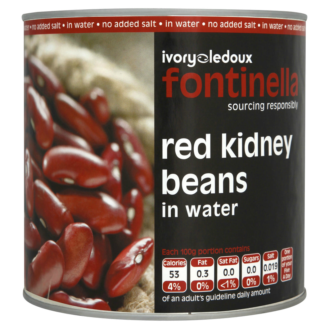 Sm Red Kidney Beans (800g)