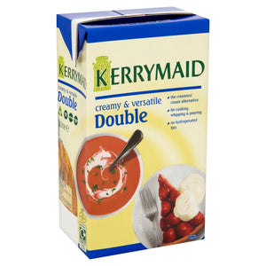 UHT Double Cream (1ltr)