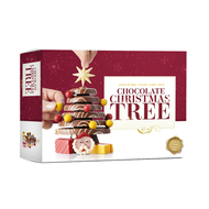 Build Your Own Christmas Tree Kit (Milk Chocolate) 1x692g