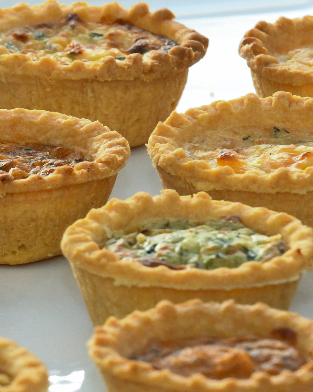 Mini Quiche Selection (5x12)